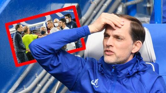Thomas Tuchel: Dem Ex-BVB-Trainer droht Ärger.
