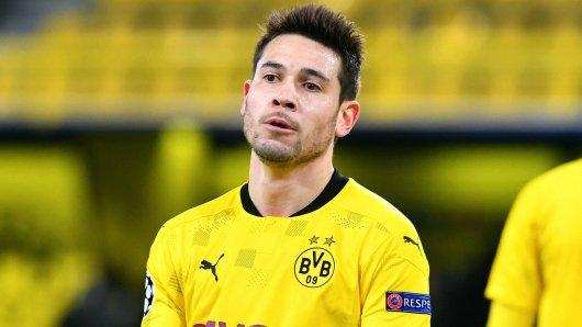 Ein BVB-Star verrät ein Detail über Raphael Guerreiro.