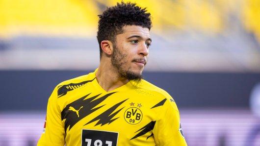 Kehrt Jadon Sancho gegen Wolfsburg zurück?