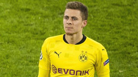 Bei Borussia Dortmund stehen Väter wie Thorgan Hazard vor einer großen Herausforderung.