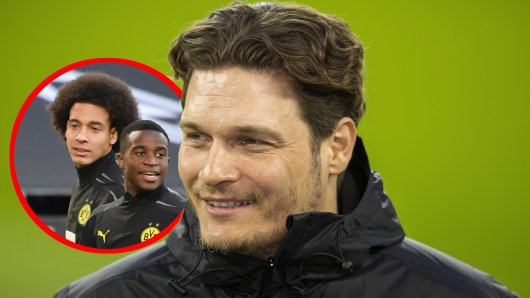 Bei Borussia Dortmund verkündet Trainer Edin Terzic tolle Fortschritte der Langzeitverletzten.