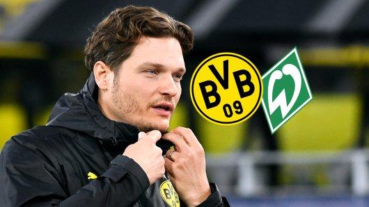 Borussia Dortmund: Terzic wird vor dem Duell gegen Bremen deutlich.