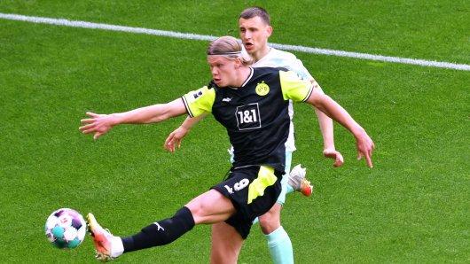 Dortmund tritt gegen Bremen mit neuen Trikots an.