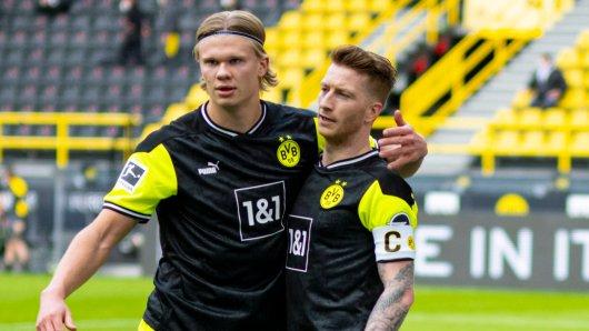 Um das neue Trikot von Borussia Dortmund gab es gleich Wirbel.