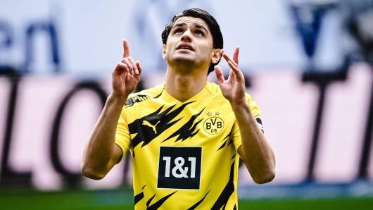 Mahmoud Dahoud spielt bei Borussia Dortmund so gut wie nie zuvor.