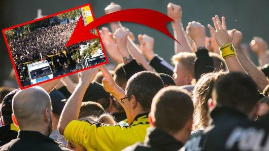 Die Fans von Borussia Dortmund und vielen weiteren NRW-Klubs schlagen Alarm. Grund ist ein Gesetzentwurf.