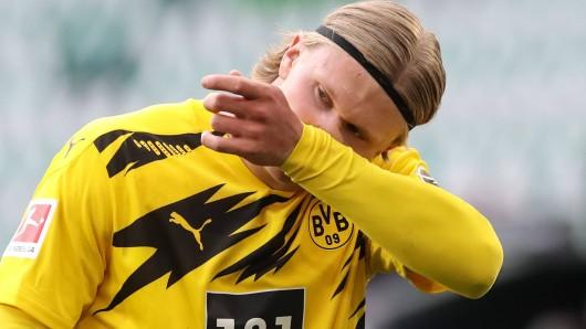 Fällt Erling Haaland gegen Leipzig aus?