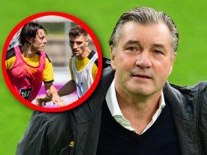 Bei Borussia Dortmund spricht Michael Zorc laut über seine Gedanken zur brisanten Lage auf den defensiven Außen.