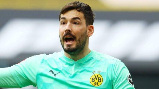 Spielt Roman Bürki in der kommenden Saison noch beim BVB?