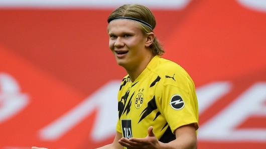 Erling Haaland sorgt für großes Interesse bei den Top-Klubs.