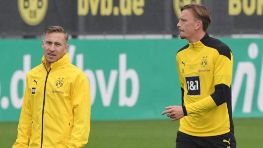 Borussia Dortmund: Im vierten BVB-Jahr! ER will endlich durchstarten.