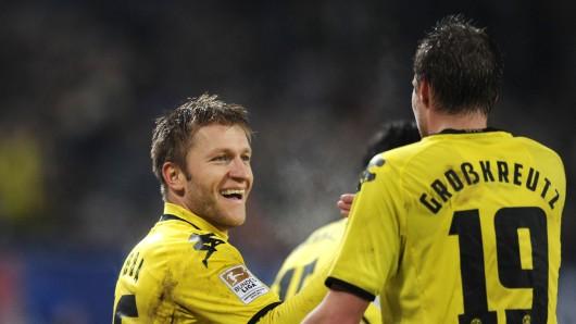 Borussia Dortmund: Legende feiert Comeback! Doch schon nach kurzer Zeit ist alles wieder vorbei