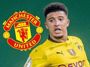 Bei Borussia Dortmund spricht Jadon Sancho erstmals über die ihn betreffenden Wechselgerüchte.