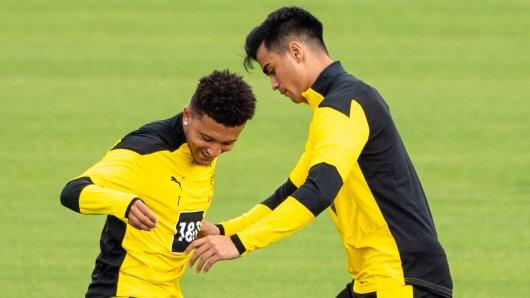 Borussia Dortmund: Rückschlag für einen Youngster.