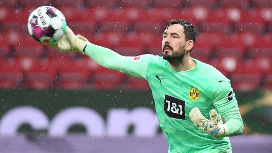 Die Zukunft von Borussia Dortmunds Roman Bürki ist derzeit noch offen.
