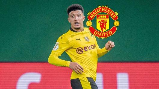 Könnte der Wechsel nach Manchester United für Jadon Sancho doch noch platzen?