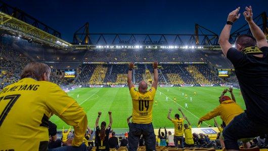 Da hat sich Borussia Dortmund eine Überraschung für seine Fans einfallen lassen.