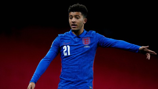 Wird Jadon Sancho beim nächsten Spiel der EM 2021 spielen?