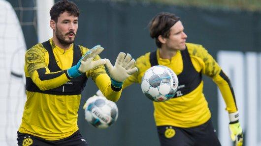 Borussia Dortmund: Die Torwart-Position könnte zum Problem werden.