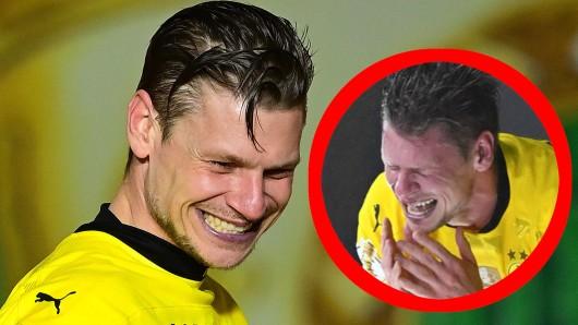 Bei Borussia Dortmund fließen Tränen – Lukasz Piszczek verabschiedet sich emotional vom BVB.