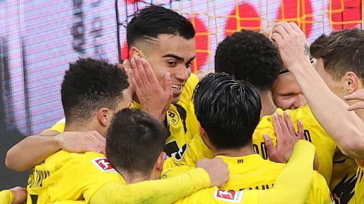 Borussia Dortmund freut sich mit Reinier. Der Brasilianer darf plötzlich doch mit zu Olympia.