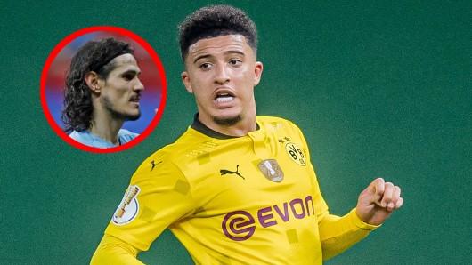 Jadon Sancho droht nach seinem Abgang bei Borussia Dortmund direkt ein Zoff.