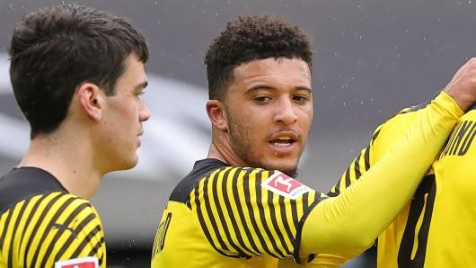 Borussia Dortmund: Ein BVB-Star kürt sich selbst zum Nachfolger von Jadon Sancho.