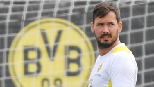 Borussia Dortmund verteilt die nächste Ohrfeige an Roman Bürki.