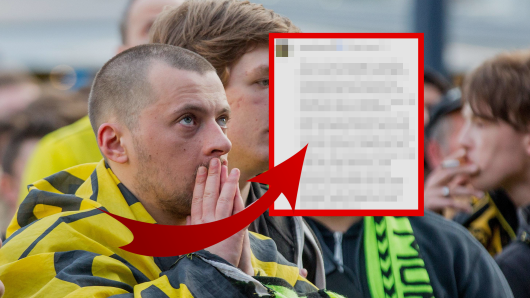 Borussia Dortmund: Bei den Abschiedsworten von Jadon Sancho werden die Fans emotional. (Symbolbild)