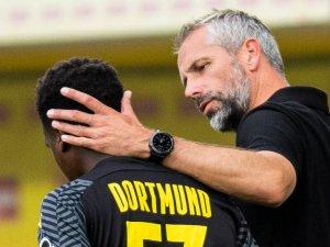Bei Borussia Dortmund hat Jamie Bynoe-Gittens eine bittere Diagnose erhalten.