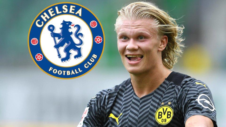 Wechselt Erling Haaland etwa von Borussia Dortmund zum FC Chelsea?