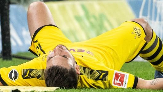 Borussia Dortmund hat offenbar den nächsten Abwehr-Ausfall zu beklagen.