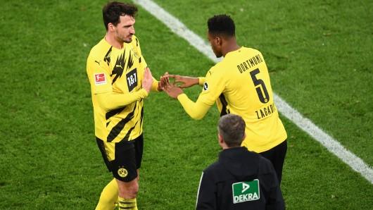Borussia Dortmund muss noch länger auf Zagadou verzichten.