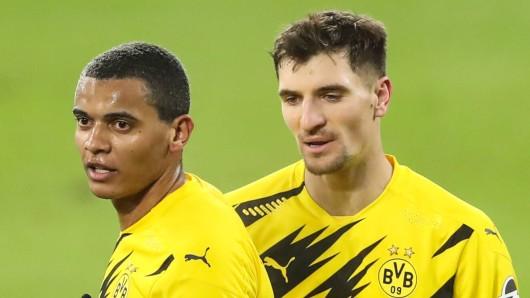 Bittere Nachrichten für Borussia Dortmund: Thomas Meunier fällt aus.