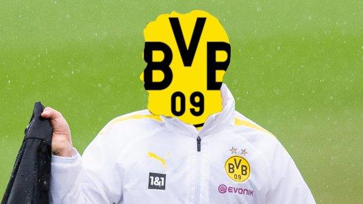 Borussia Dortmund: Als die Fans IHN erblickten, staunten sie nicht schlecht.