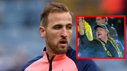 Bei Borussia Dortmund reagieren die Fans allergisch auf die jüngsten Schlagzeilen von Harry Kane. (Symbolfoto)