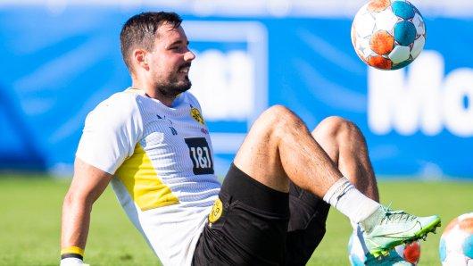 Borussia Dortmund: Wie geht es mit Roman Bürki weiter?