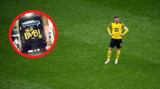Borussia Dortmund: Der ehemalige Fan-Liebling Lukas Piszczek erinnert sich an einen Schreckmoment zurück.