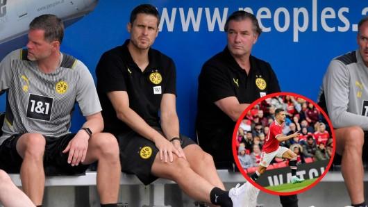 Wird Borussia Dortmund noch einmal auf dem Transfermarkt aktiv?