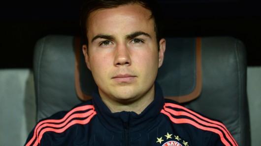 2013 wechselte Mario Götze von Borussia Dortmund zum FC Bayern.