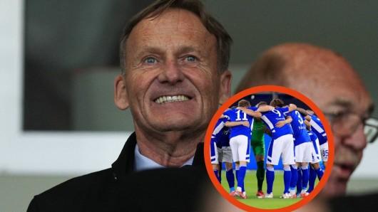 Borussia Dortmund: Geschäftsführer Hans Joachim Watzke mit fiesem Seitenhieb gegen den FC Schalke 04.