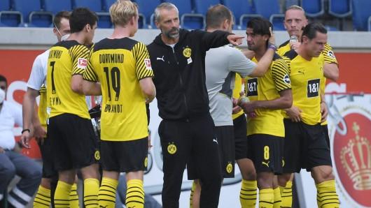 Könnte die Verletzenmisere bei Borussia Dortmund die Chance für IHN sein?