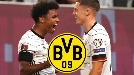 Schnappt sich Borussia Dortmund ein deutsches Top-Talent?