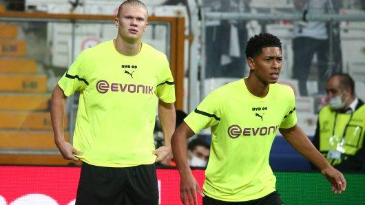 Borussia Dortmund besiegt Besiktas Istanbul in der CL, doch die Fans haben nur Augen DAFÜR.