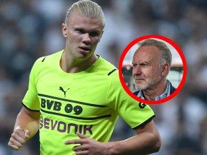 Ex-Bayern-Boss Karl-Heinz Rummenigge spricht über Haaland.
