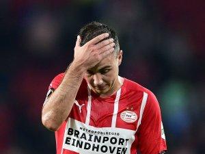 Trotz einer Gala-Vorstellung konnte Mario Götze mit PSV Eindhoven nicht dreifach punkten.