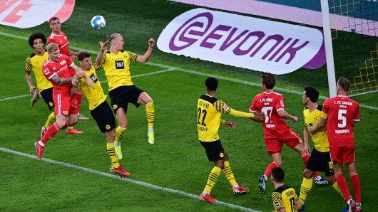 Borussia Dortmund gewinnt zwar gegen Union Berlin mit 4:2, aber eine Sache will den Schwarz-Gelben nicht gelingen.
