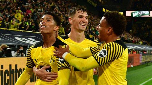 Borussia Dortmund jubelt über die sportliche Auferstehung einer seiner Stars.
