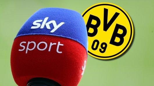 Sky und Borussia Dortmund haben eine Kooperation vereinbart.