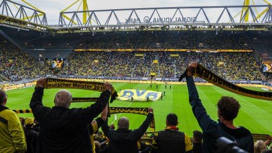 Wann spielt der BVB im Signal-Iduna-Park wieder vor ausverkauftem Haus?